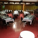 Our back room shines for banquets!
