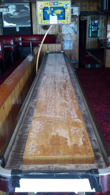 Shuffleboard Anyone?